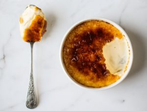 Mój ukochany Crème brûlée