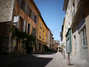 Crémieu – średniowieczne miasteczko