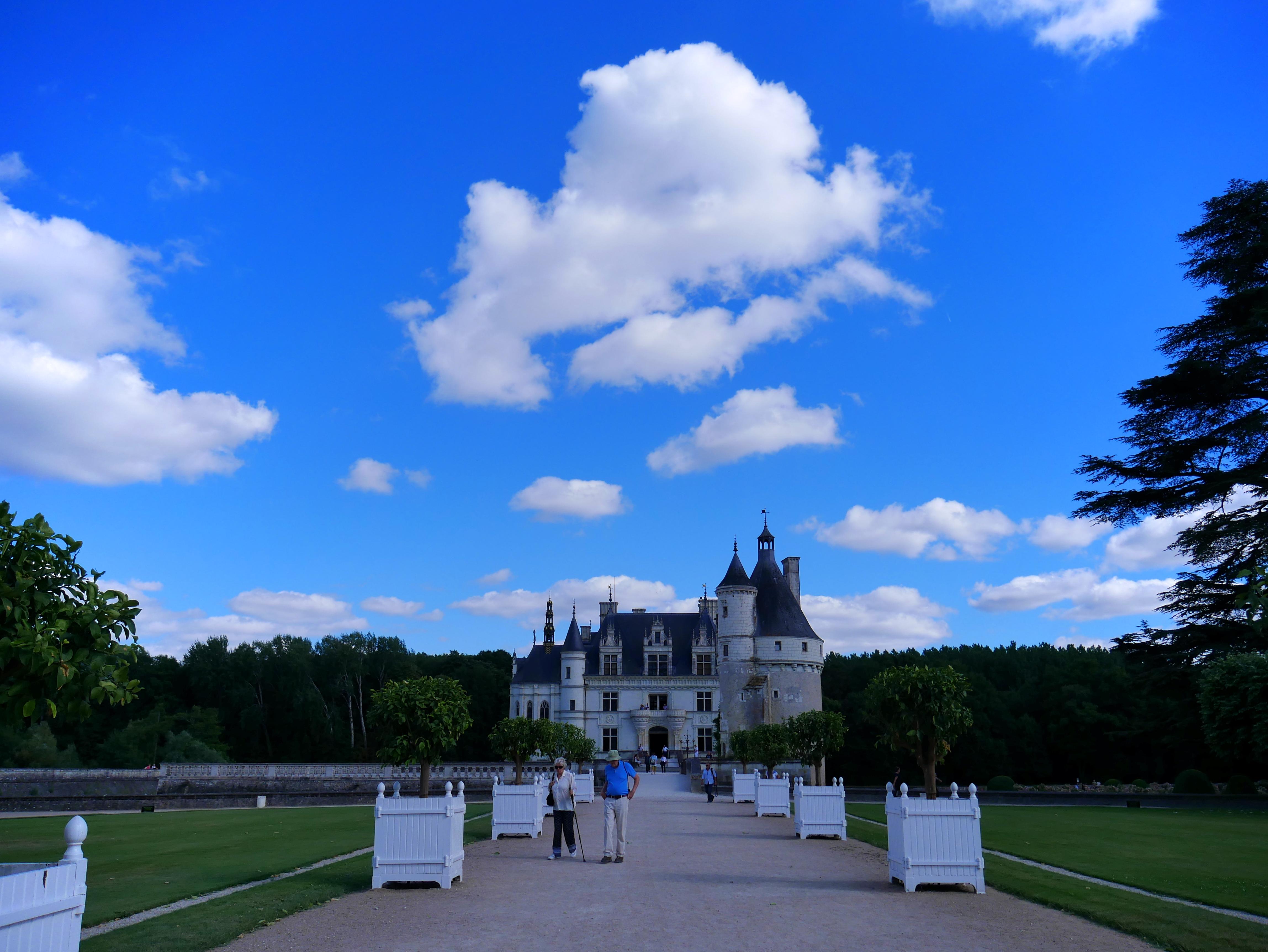 Dolina Loary. Zamek dam: Château de Chenonceau