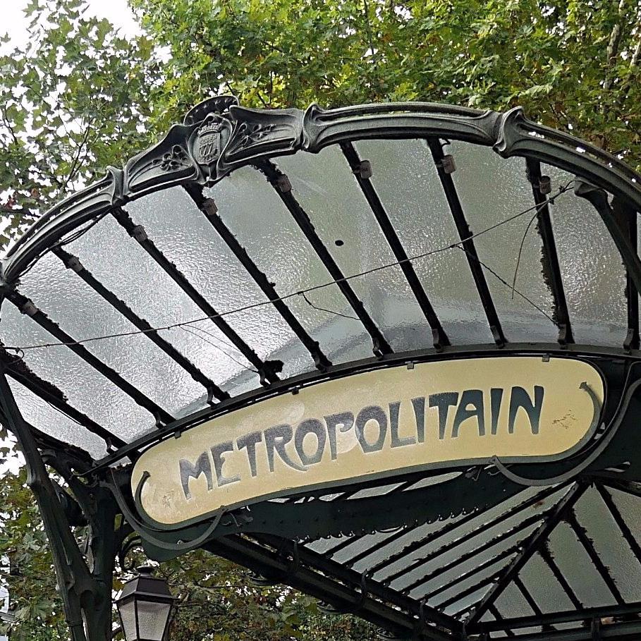 bilety metro paryż