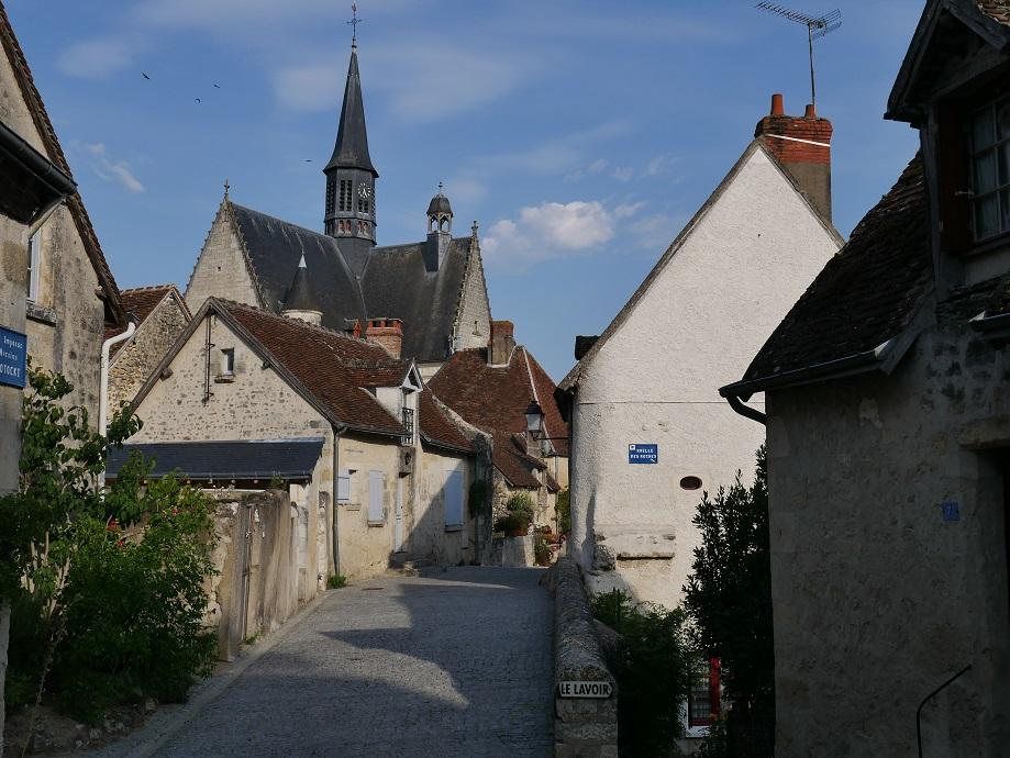 Dolina Loary. Najpiękniejsze miasteczko we Francji jest Polskie!