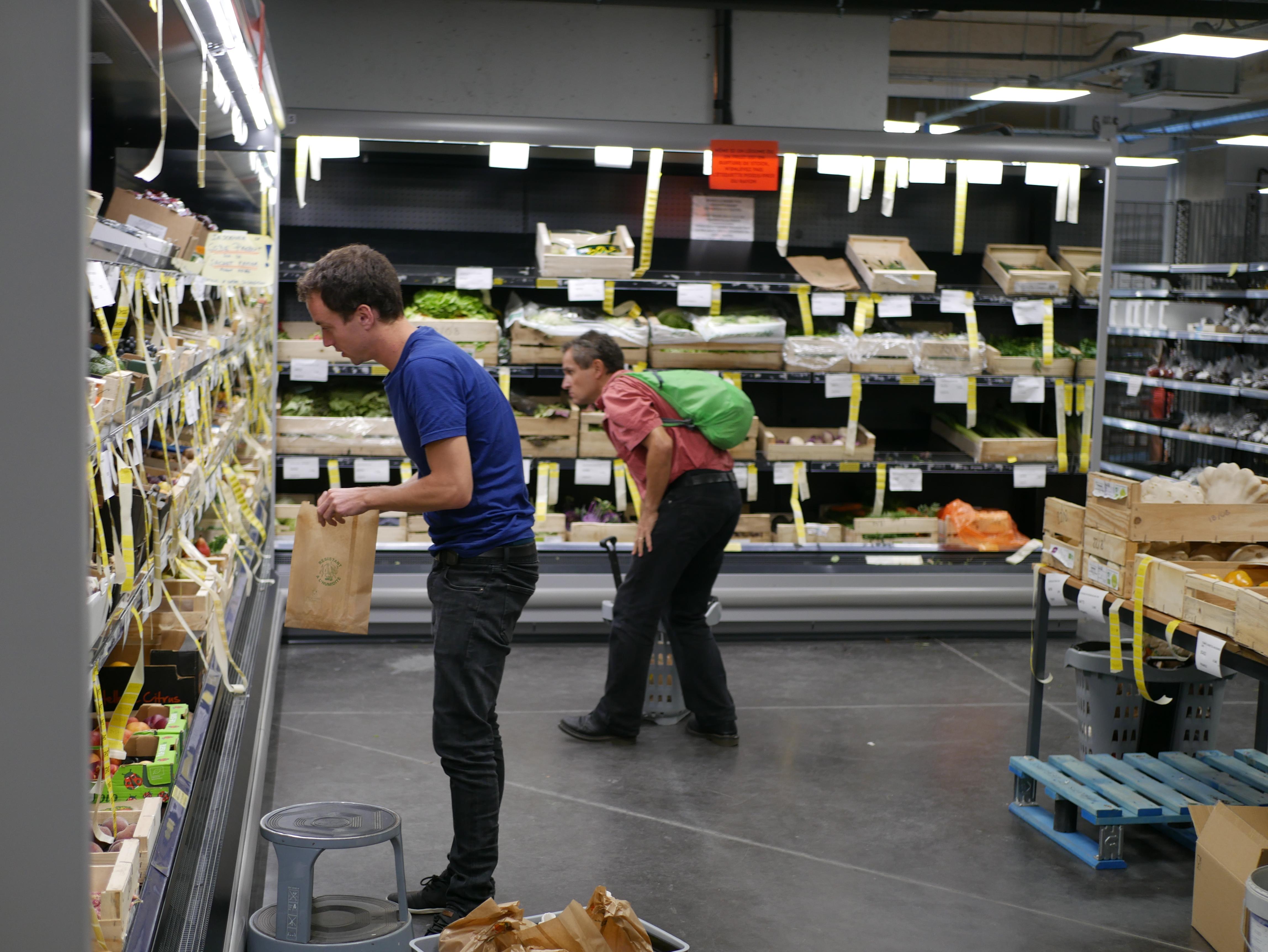La Louve jak działa supermarket spółdzielczy