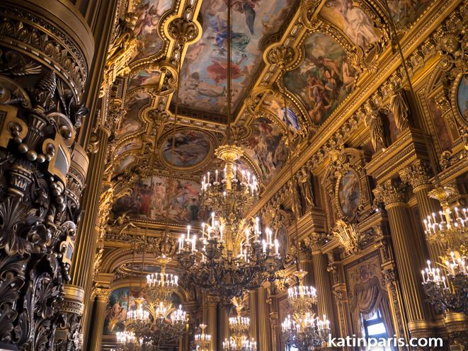 opera w paryżu francja wakacje