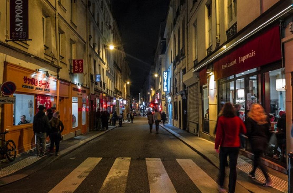 Małe Tokyo w sercu Paryża