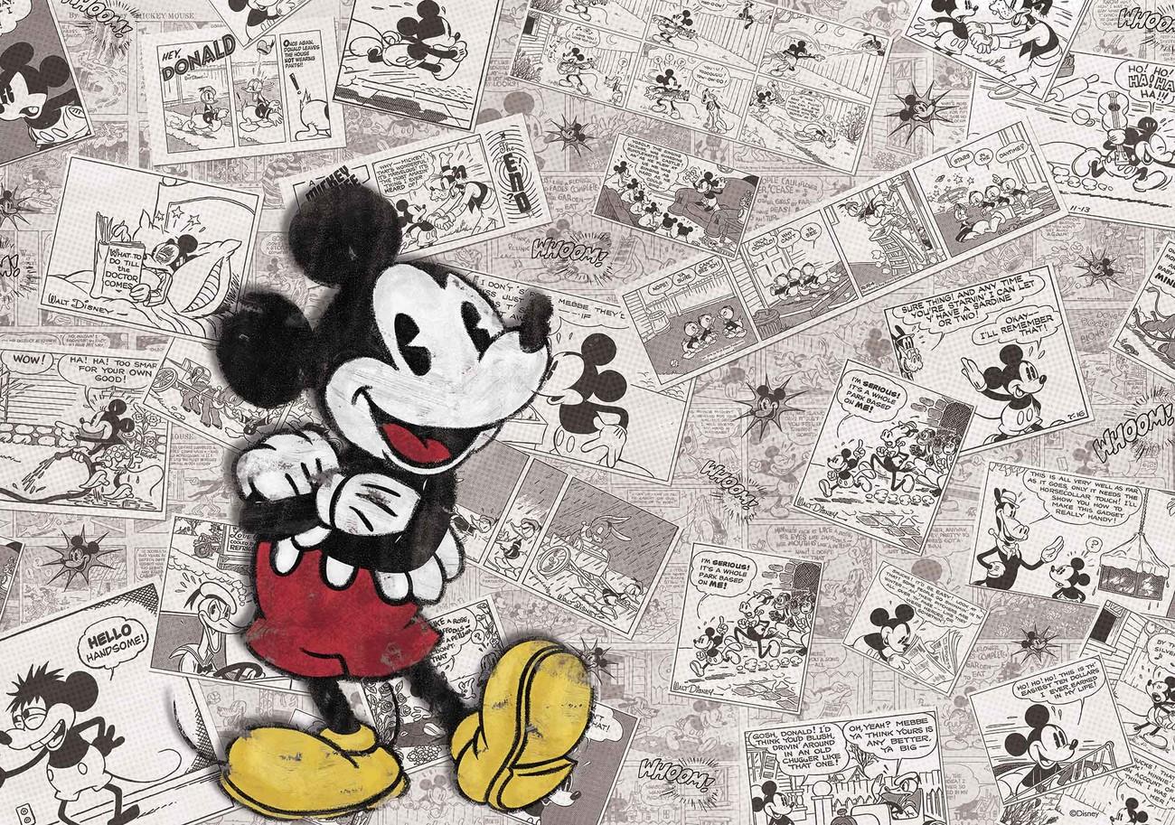 Myszka Miki w Paryżu
