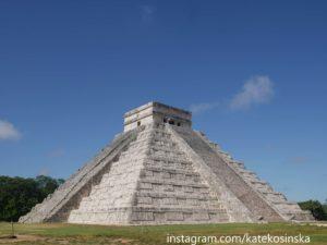 Meksyk. 10 dni na Jukatanie