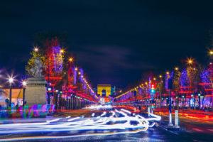 Grudzień w Paryżu