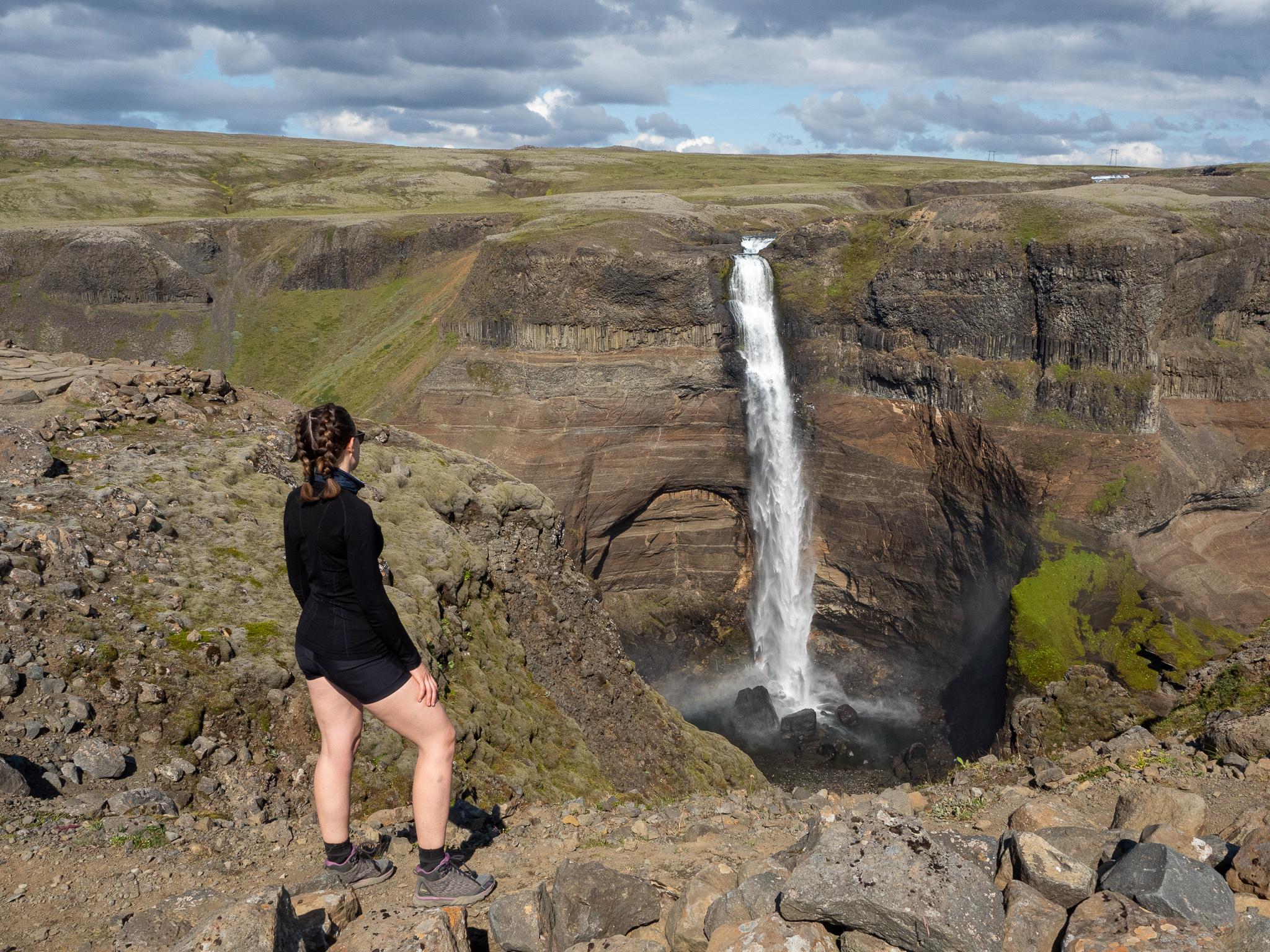 wodospady na Islandii