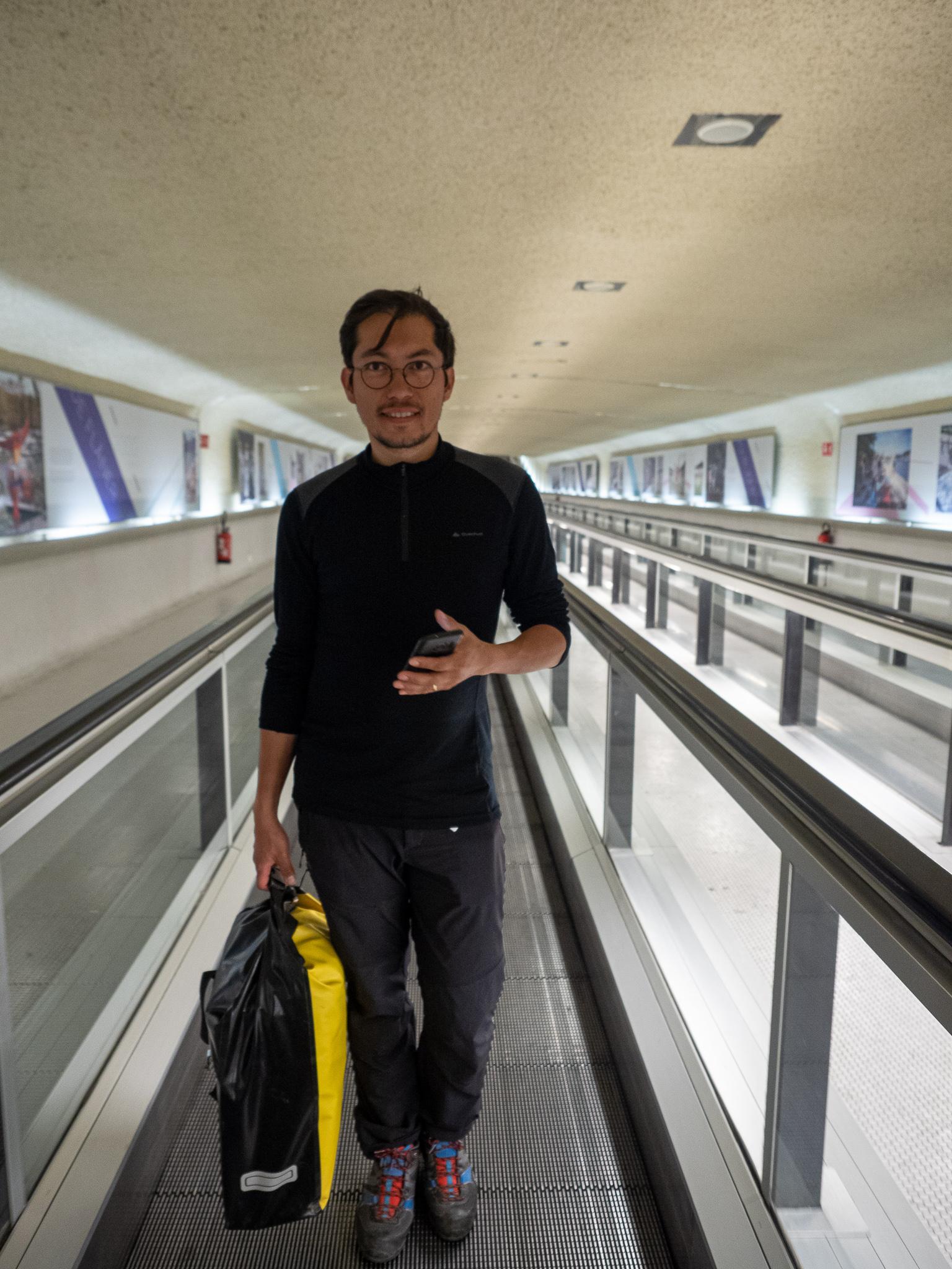 lotnisko paryż