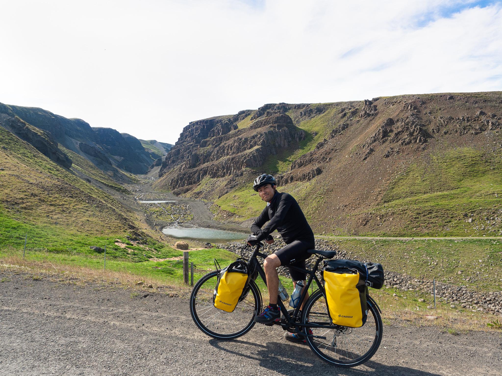 rower islandia