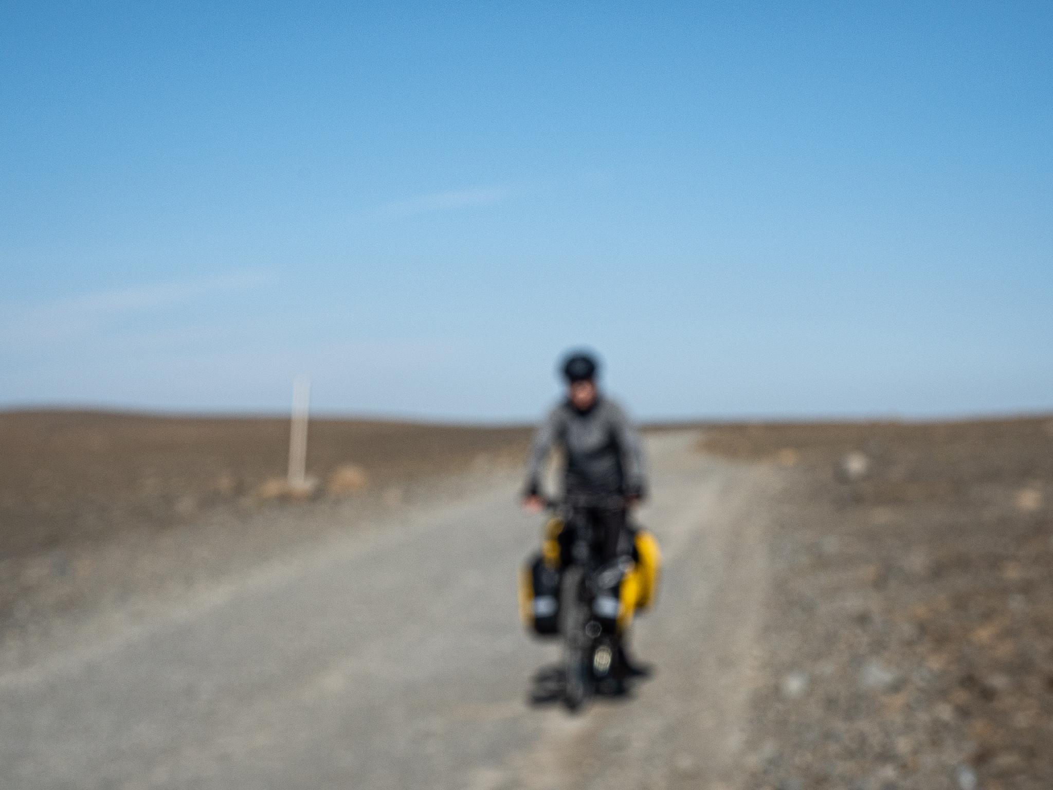 Rowerowa wyprawa na Islandie