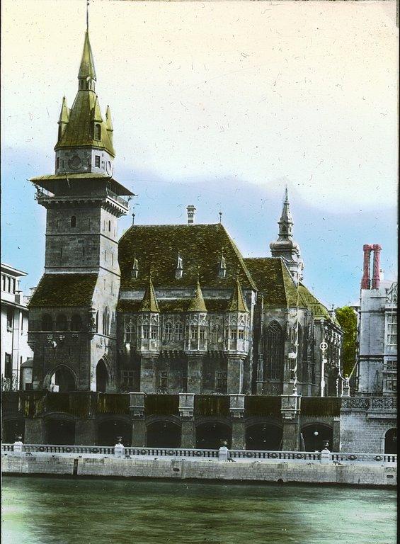 Wystawa Paryska w 1900 roku, Pawilon Węgierski