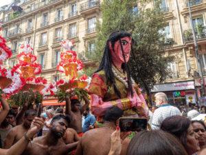 Święto Ganesh w Paryżu