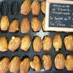 madeleine francuskie ciasteczka