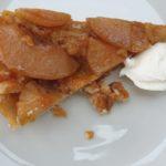 francuska tarta jabłkowa tarte tatin przepis francuskie desery