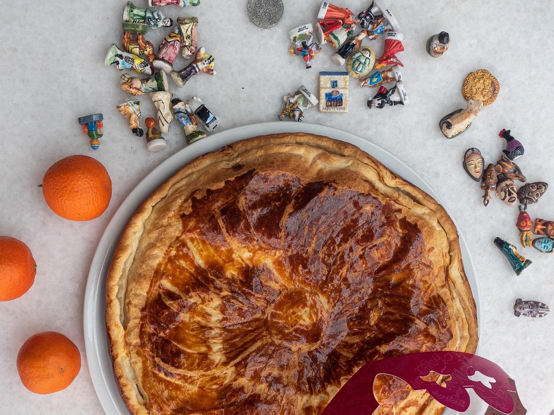 galette des rois ciasto francuskie