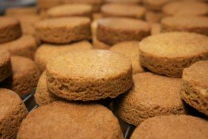 Francuskie kruche ciasteczka z Bretanii: Palets bretons