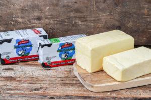 Dlaczego Francuzi jedzą słone masło
