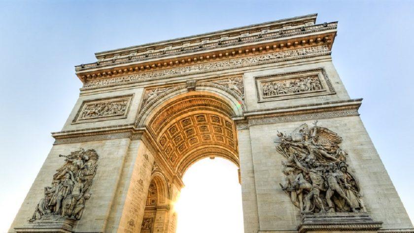 Łuk Triumfalny Paryż