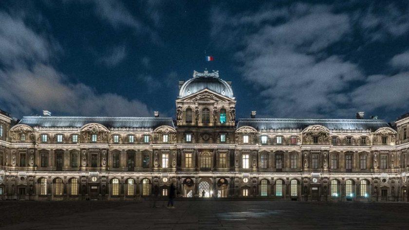 Muzeum Luwr Paryż