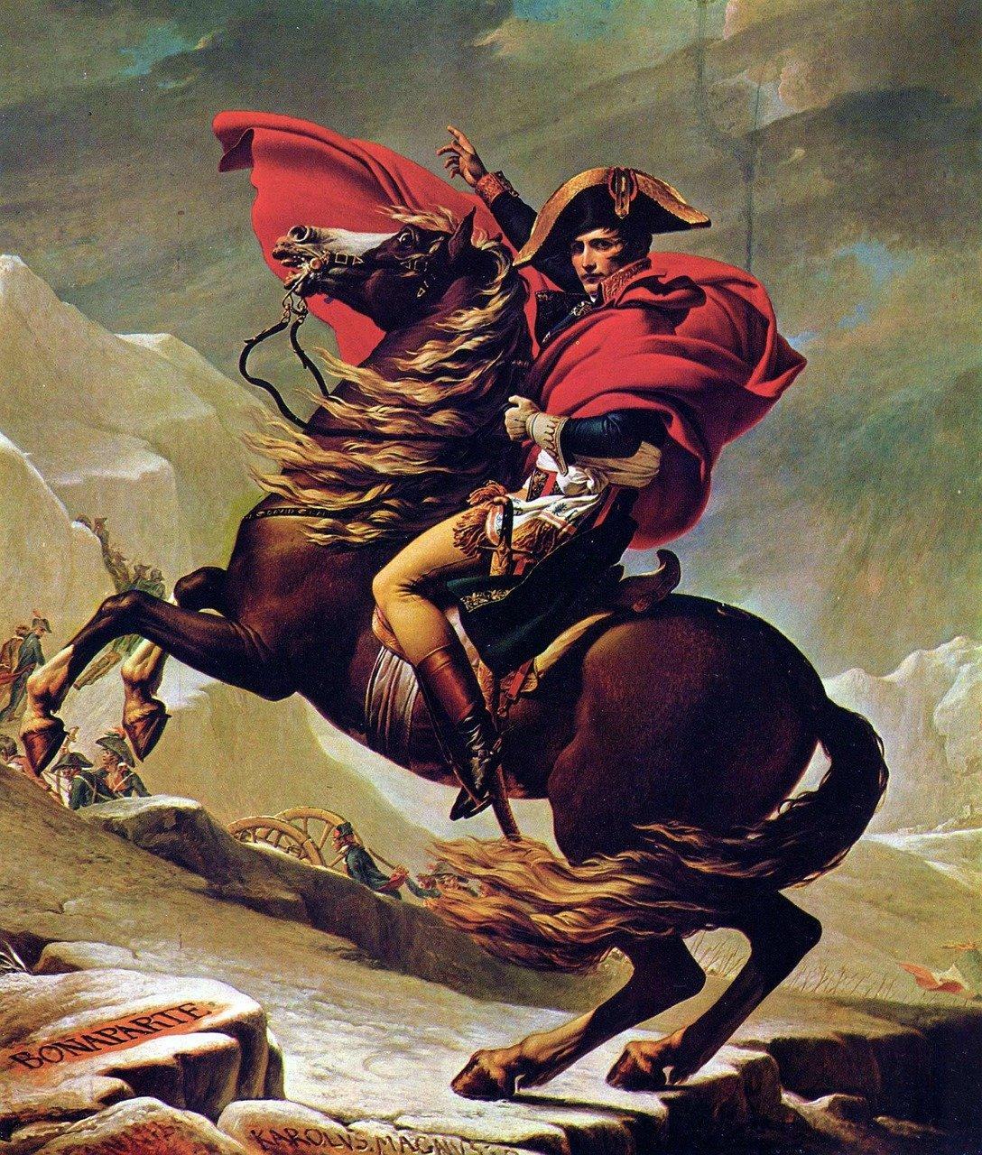 Napoleon Bonaparte cesarz Francuzów