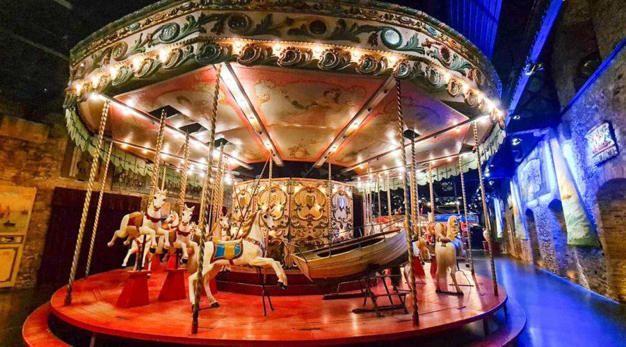 paryż muzeum jarmarków